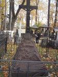 Могила Анны Понаевой