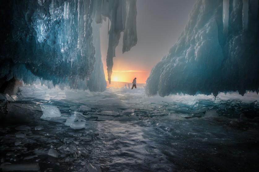 Фото: Александр Атоян, «Сквозь льды ивремя»