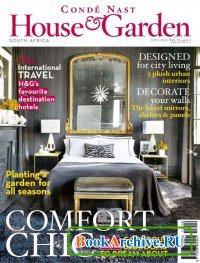 Аудиокнига Conde Nast House & Garden №6 (июнь) 2013 / South Africa