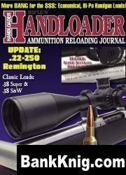 Журнал Handloader Magazine 2009-08 pdf 13,16Мб