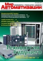 Книга Мир автоматизации №6. (декабрь 2009)