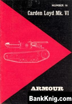 Книга Carden Loyd Mk VI
