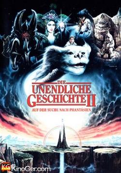 Die uedlinche Geschnichte 2: Auf der Suche nach Phatásine (1990)