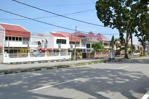Улицы Пенанга