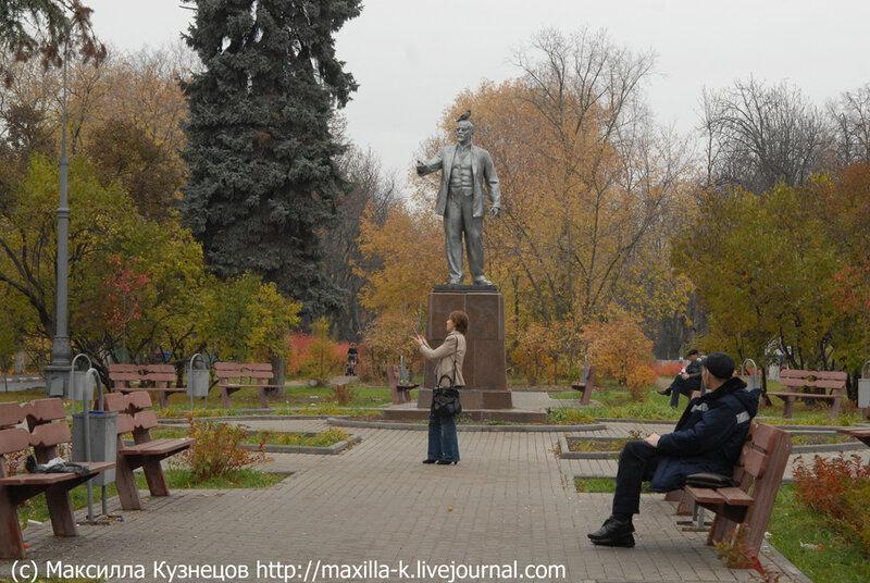 Ленин в Курьяново
