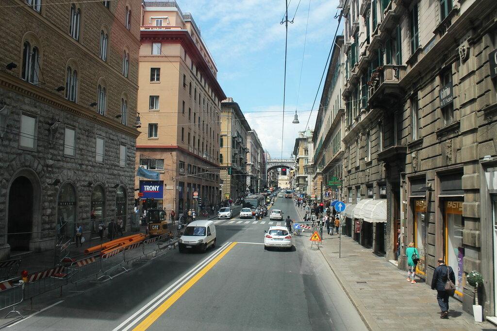 Vamos Genoa.