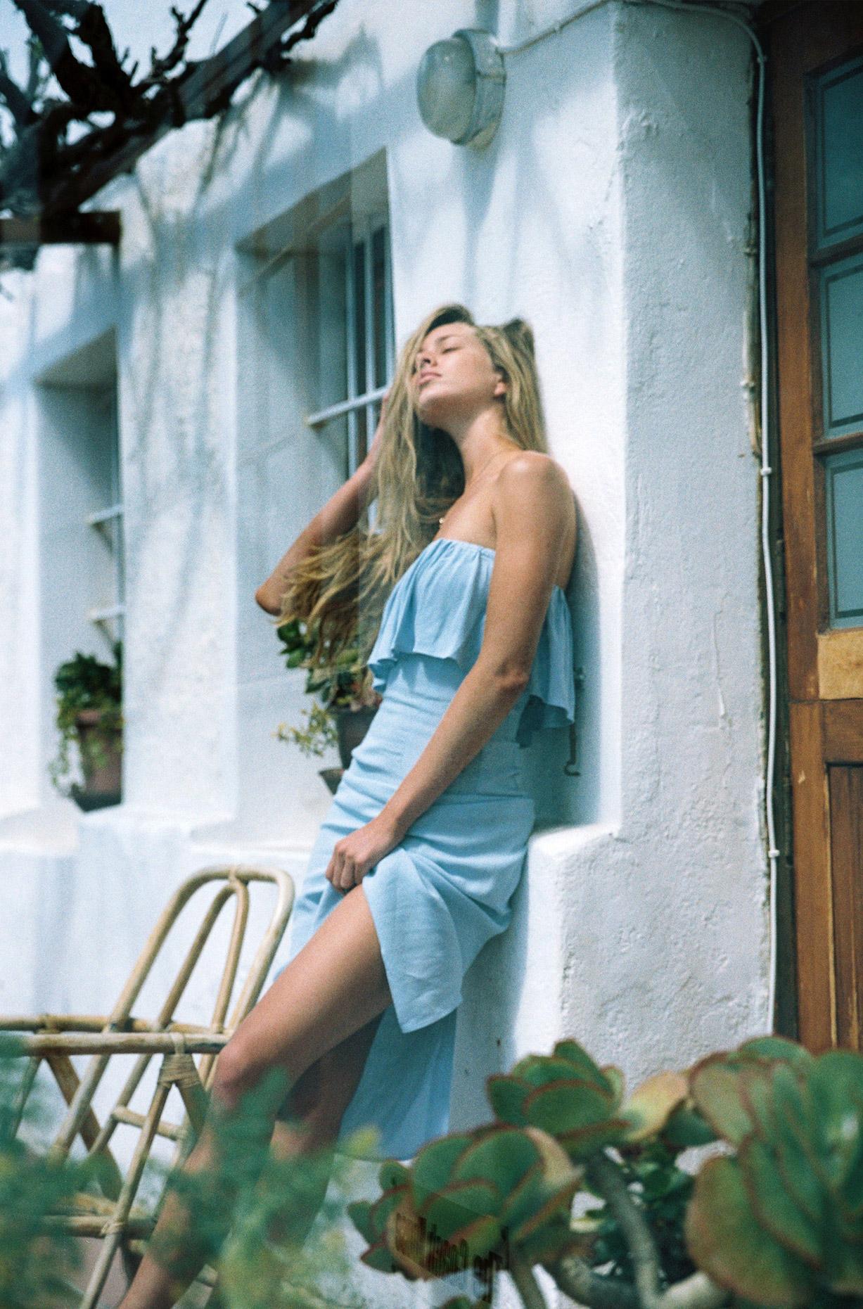 Соня ван Хеэрден / Sonja van Heerden by Cameron Hammond - Flynn Skye spring 2017
