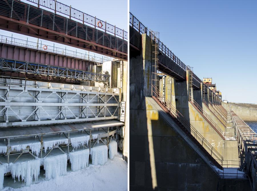 Нижегородской ГЭС