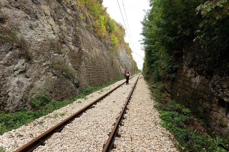 железная дорога Кръстец - Бъзовец - Плачковци