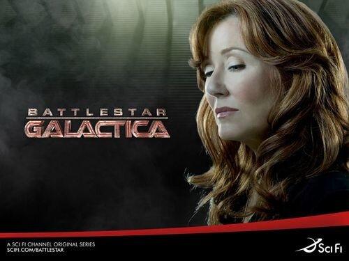 Звездный Крейсер Галактика (последняя серия) / BattleStar Galactica (4 сезон / Серия 20)