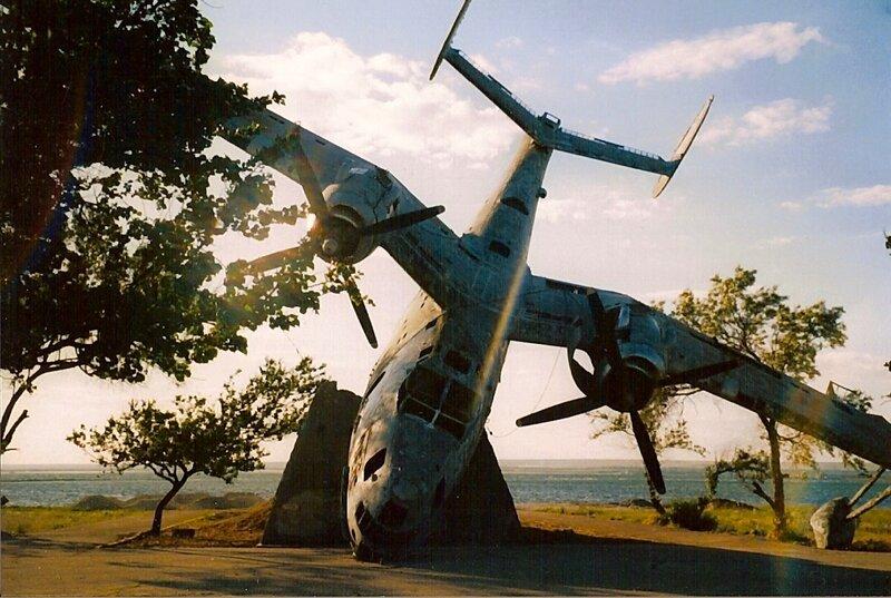 Легенда гидроавиации самолёт Бе-6