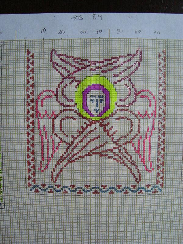 Серафим для Покровца (схема)