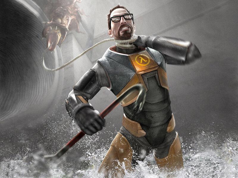 О Half-Life 2 и раскаявшемся хакере, Видео геймплея Operation Flashpoint: Red River