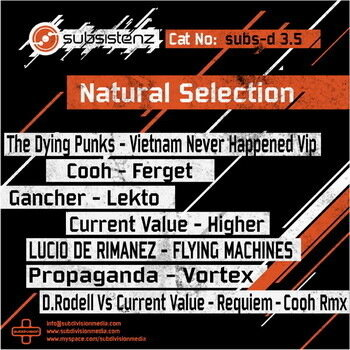 VA - Natural Selection (2009)