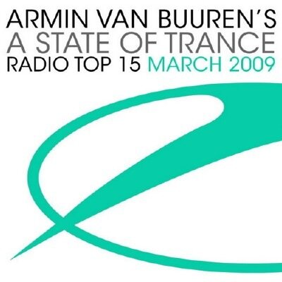 Armin Van Buuren - A State of Trance Radio Top 15: Every month 2008-2009