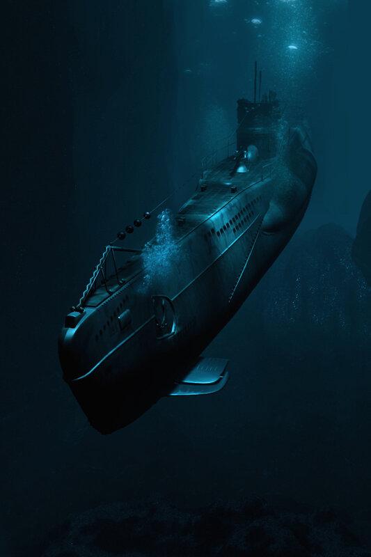iphone подводные лодки
