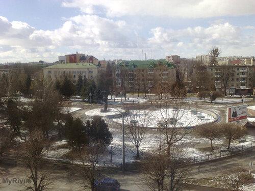 Проспект Мир (г. Ровно)