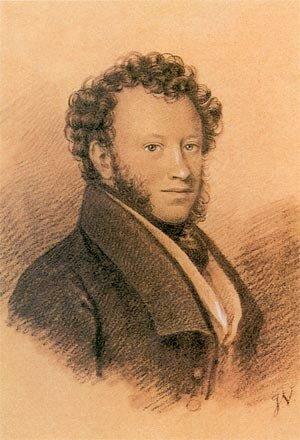 Е. Вивьен. 1826