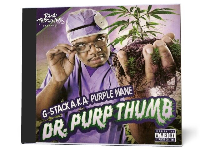G-Stack A.K.A Purple Mane - Dr. Purp Thumb [2009]