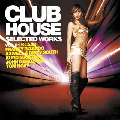 CLUB HOUSE - Selected Works Vol.1 (2009)