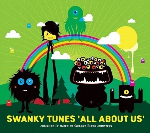 Swanky Tunes - All About Us (2009)