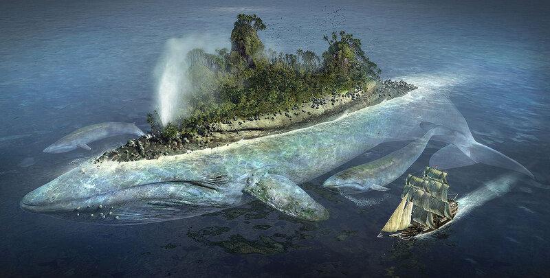 Плавающий остров