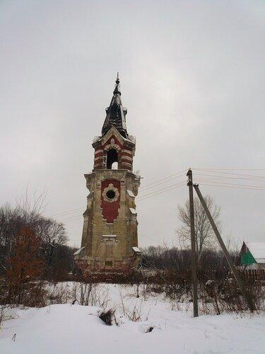 Водонапорная башня XVIII век