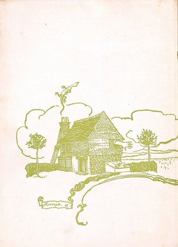 Rackham, Arthur, 1867-1939