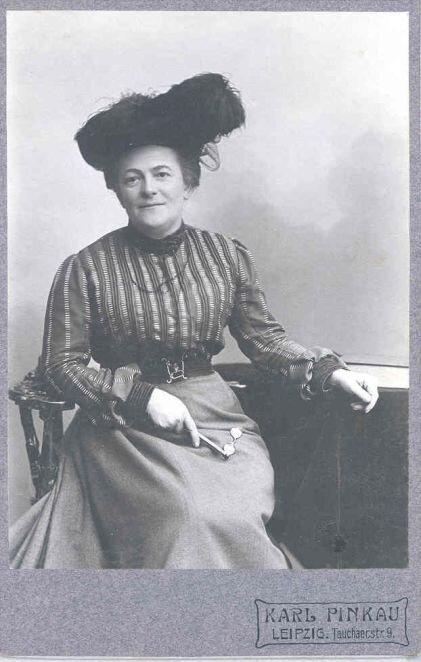 Клара Цеткин, 1898, Лейпциг