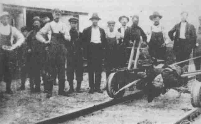 Иван Григорищук был убит при попытке к бегству в лагере Спирит Лайк 7 июня 1915 г.