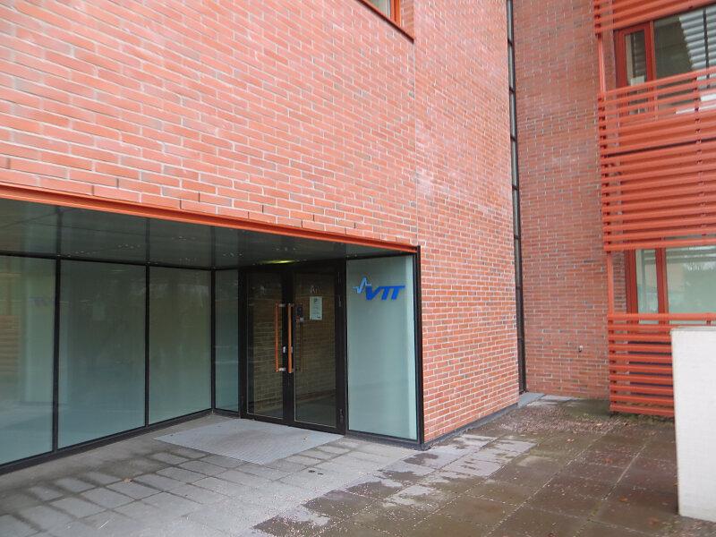Центр технических исследований Финляндии (VTT) в Хельсинки. Фото: Александр Колотов
