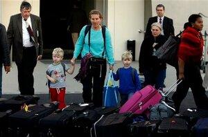 Британия в срочном порядке эвакуирует своих граждан из Египта