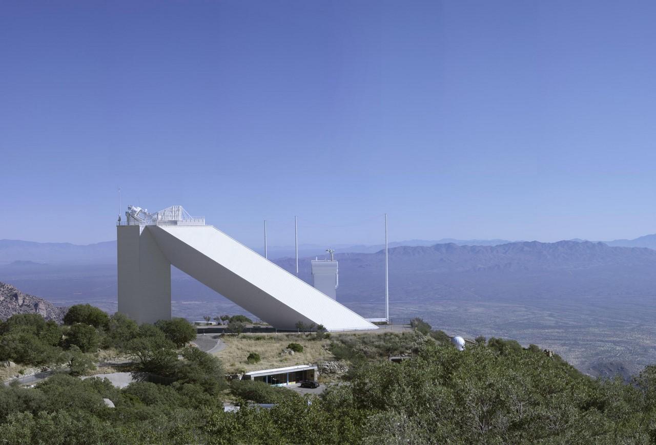 Самый большой в мире солнечный телескоп