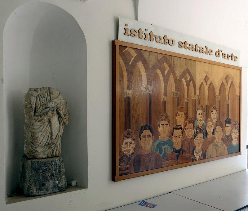 Сорренто. Монастырь Святого Франциска Ассизского