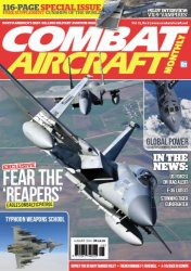 Журнал Combat Aircraft Monthly №8 2014