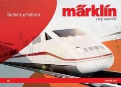 Журнал Marklin H0. Katalog 2011