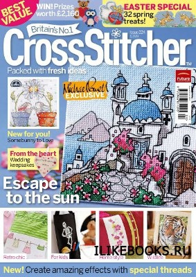 Crossstitcher №4 (апрель) 2010