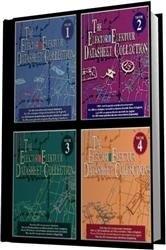Книга The Elektor Datasheet (4 тома даташитов)