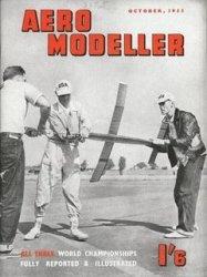 Журнал Aeromodeller Vol.19 No.10 (October 1953)