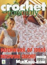 Журнал Crochet Monthly №258 2001