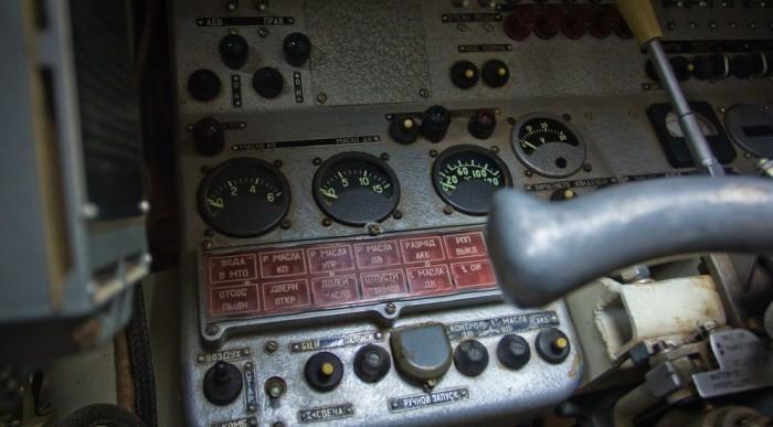 Тест-драйв БМП-3