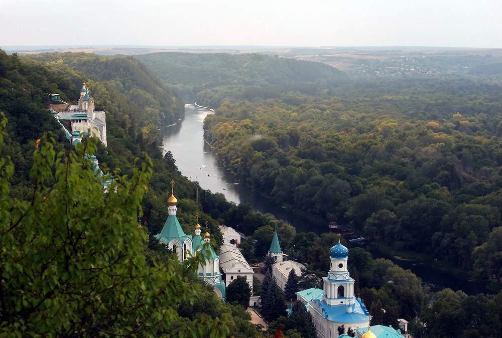 Река Северский Донец
