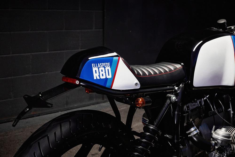 Ellaspede: кафе рейсер BMW R80