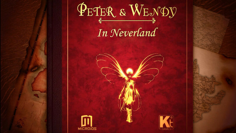 Peter & Wendy: In Neverland