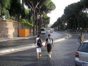 Пешеходы