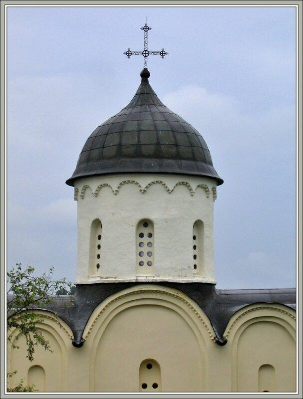 Собор Святого Георгия, Старая Ладога