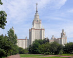 МГУ и его окрестности