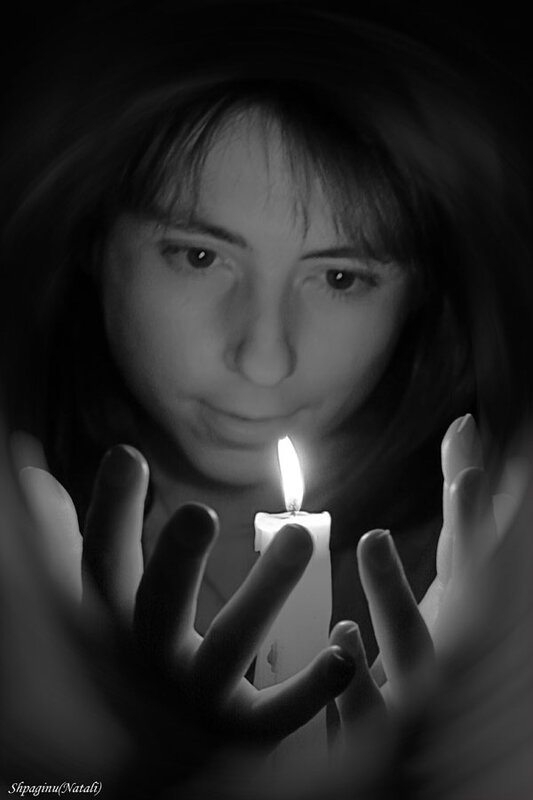 Пока не меркнет свет! Пока горит свеча!