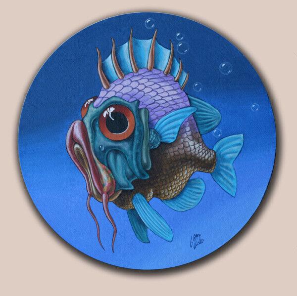 Аквариумный рыб