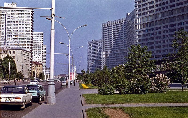 Москва Калининский